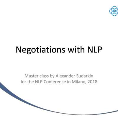 Negotiation: tactics and beliefs