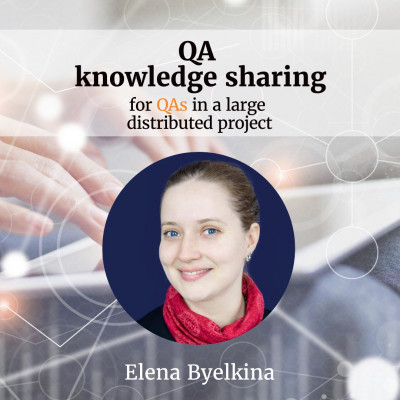 Зустріч: QA knowledge sharing